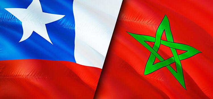 Historia de las relaciones entre Chile y Marruecos